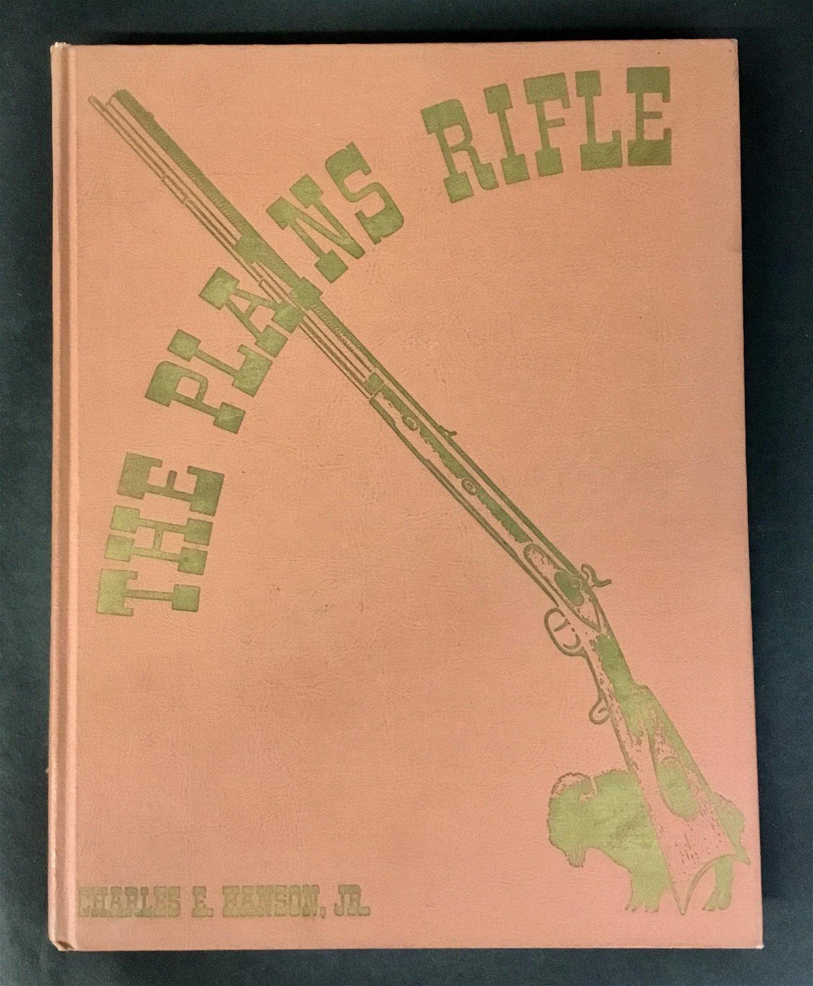 The Plains Rifle by Charles Hanson 1960