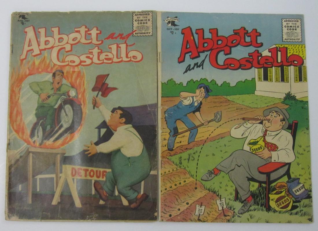Abbott and Costello #31 & 32 (St. John)