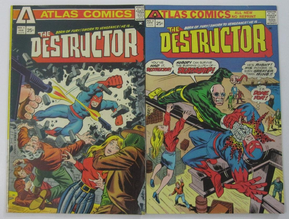 Atlas Comics (13) Bronze Age issues