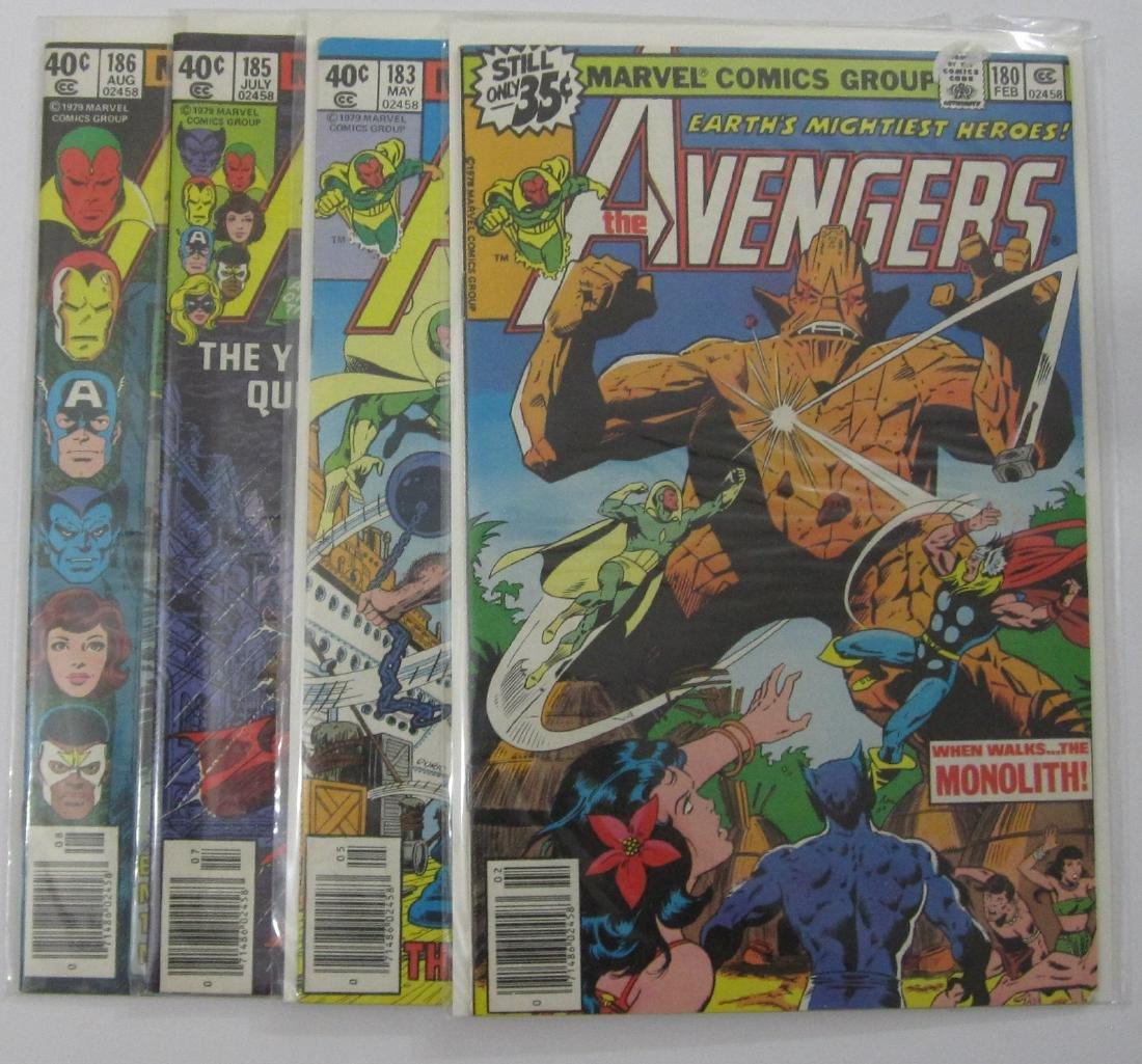 Avengers (13) Bronze Age Comic Books