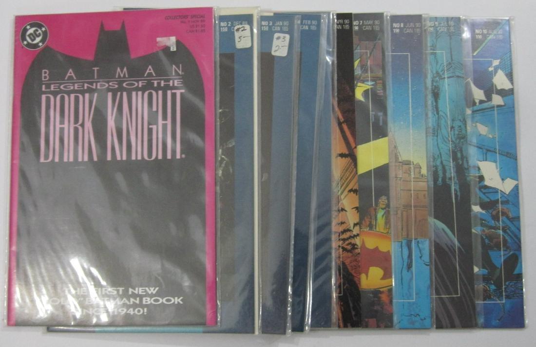 Batman: Legends of the Dark Night (53) Comic Books