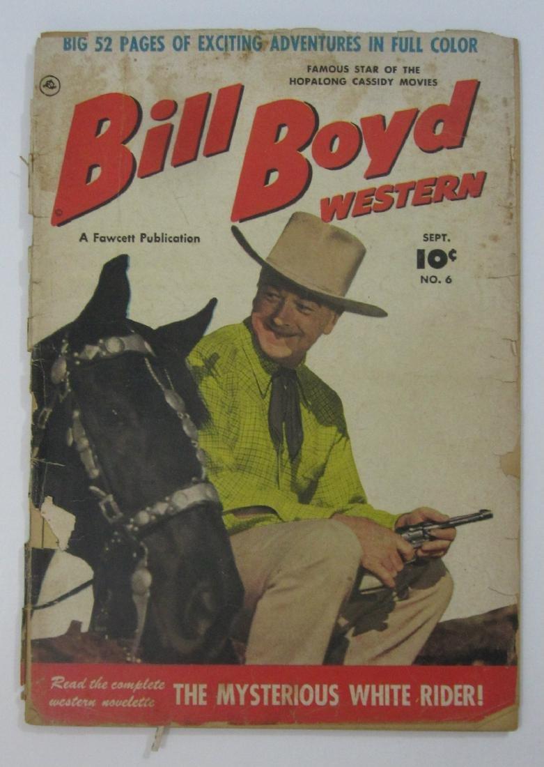 Golden Age Westerns Bill Boyd, Hopalong Cassidy