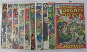 Marvel, DC, Charlton (50) Bronze Age comics Lot #2