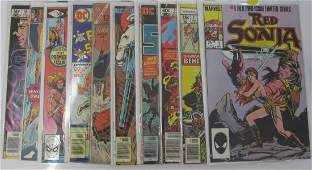Marvel, DC, Charlton (50) Bronze Age comics Lot #5