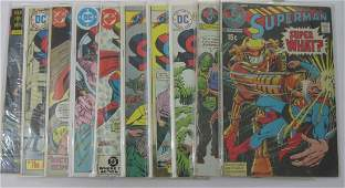 Marvel, DC, (50) Bronze Age Comic Books