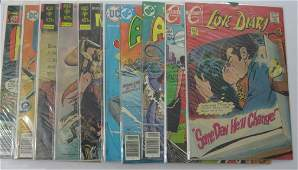 Marvel, DC, Charlton, Gold Key (50) Bronze Age iss #1