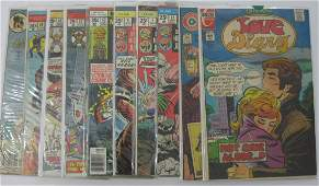 Marvel, Gold Key, Charlton (50) Bronze Age comics