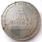 German Medal BUCHENWALD Concentration Camp, Siewert