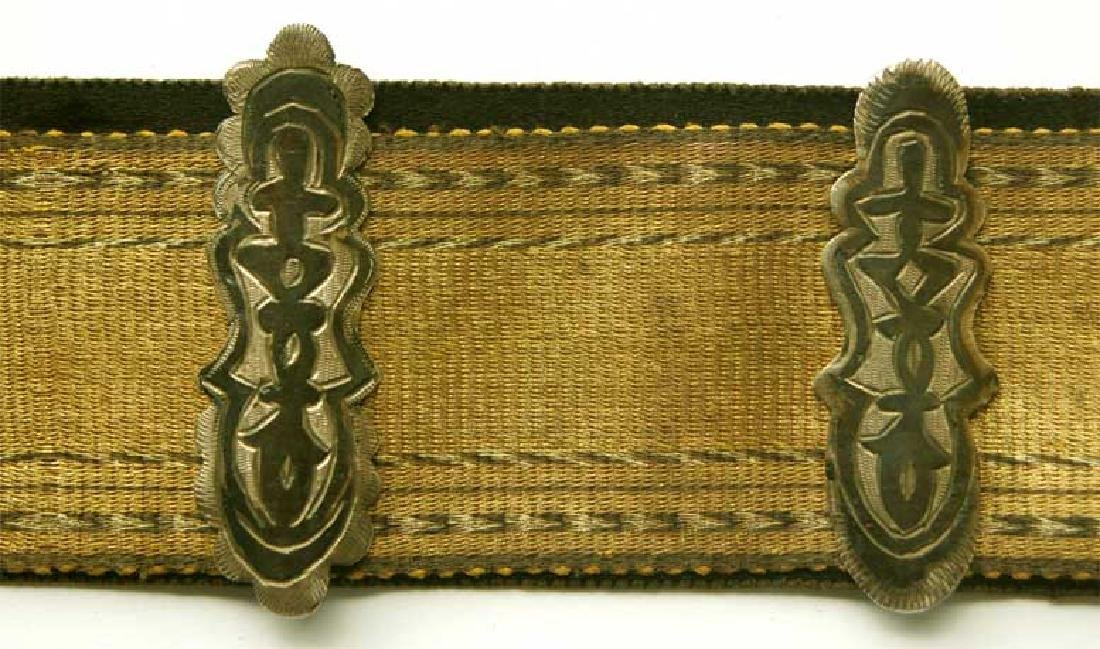 Russian Imperial GOLD Belt for Cossacks, 1860 - 5
