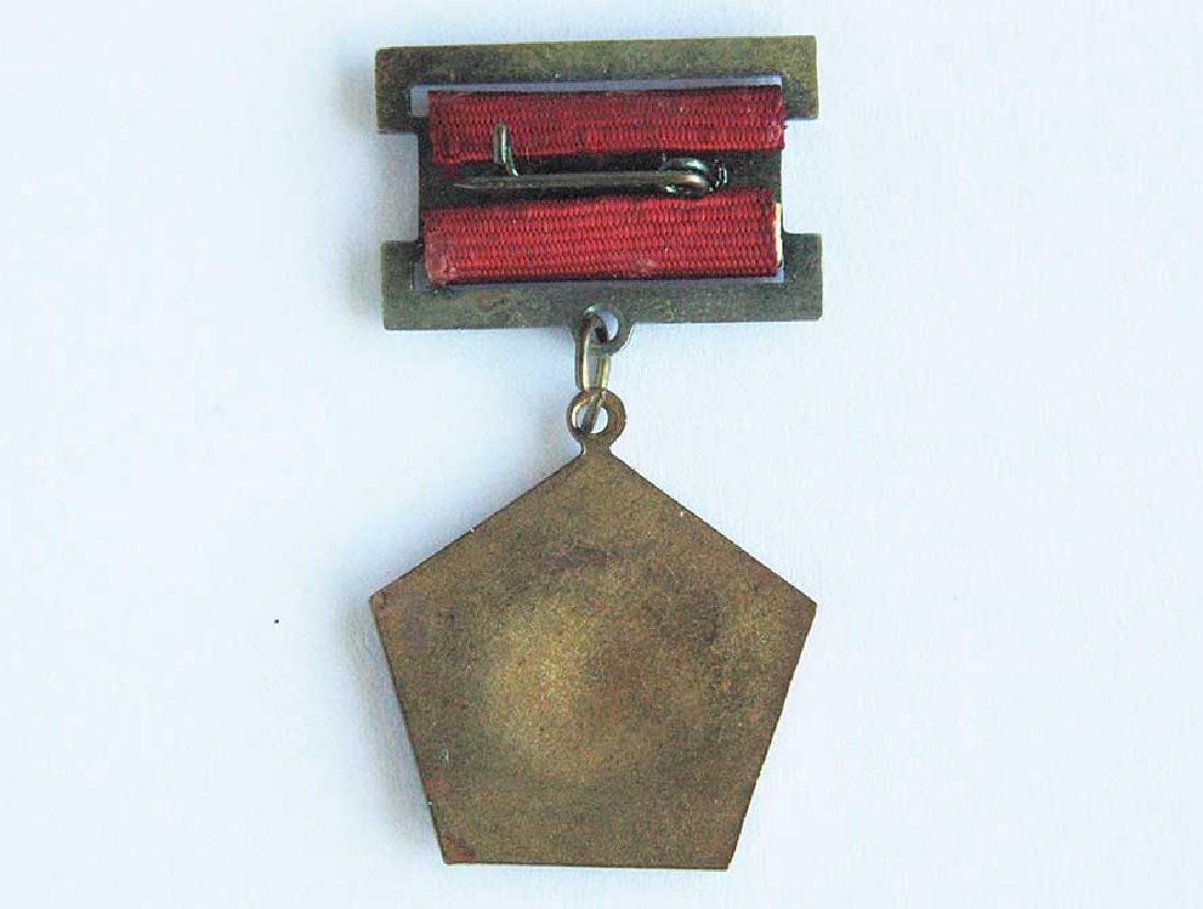 Russian Soviet PILOT - Cosmonaut Badge - 3