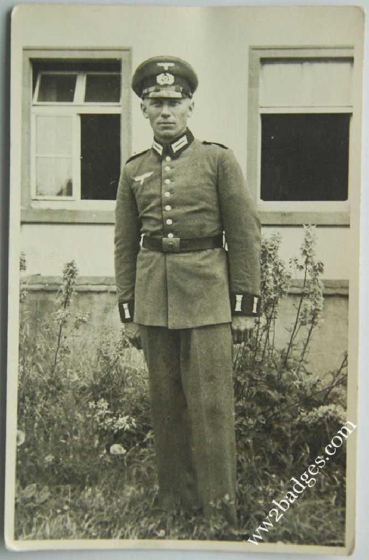 German WW2 Photo of Officer