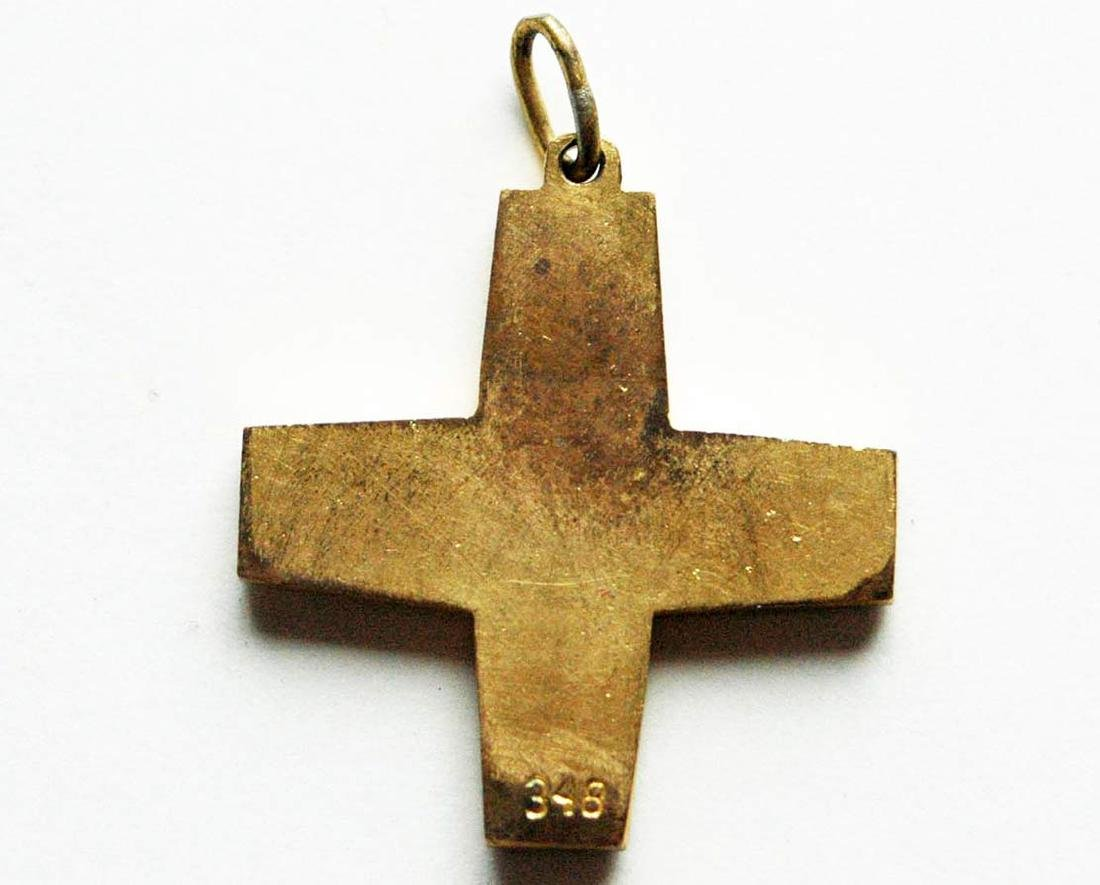 Russian CROSS FREEDOM of SIBERIA, WHITE GUARD, 1918 - 5
