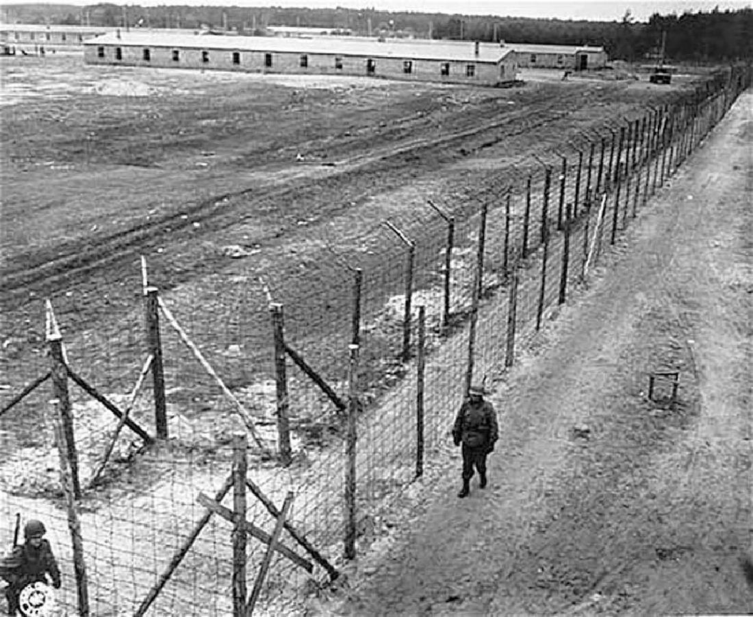 German WW2 Envelope Corporal, DACHAU 1944 - 10