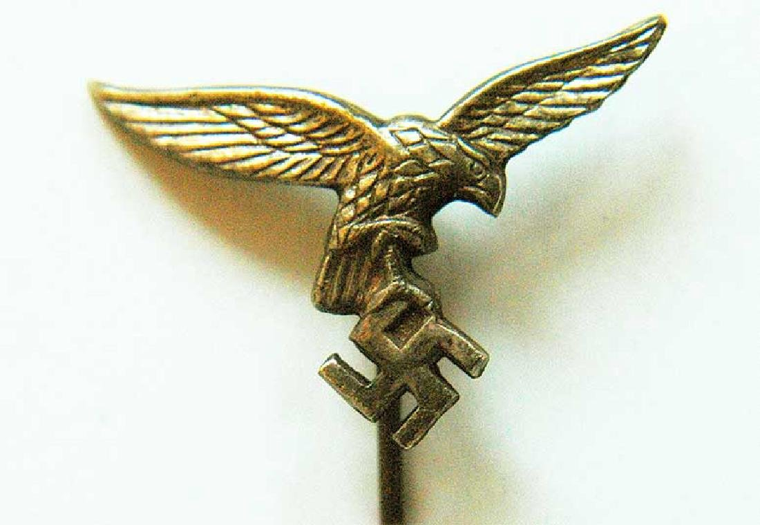 German WW2 Civil Luftwaffe Honorary Members Badge - 2