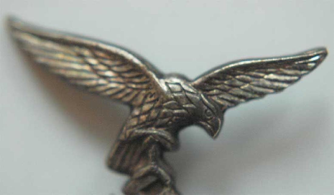 German WW2 Civil Luftwaffe Honorary Members Badge - 4