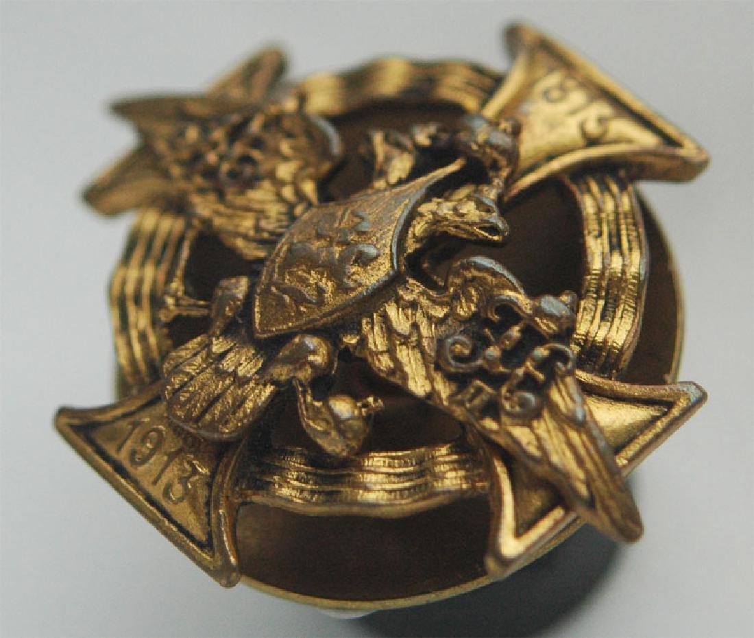 Russian Regimental Badge, 121st Penza Infantry Regiment - 2