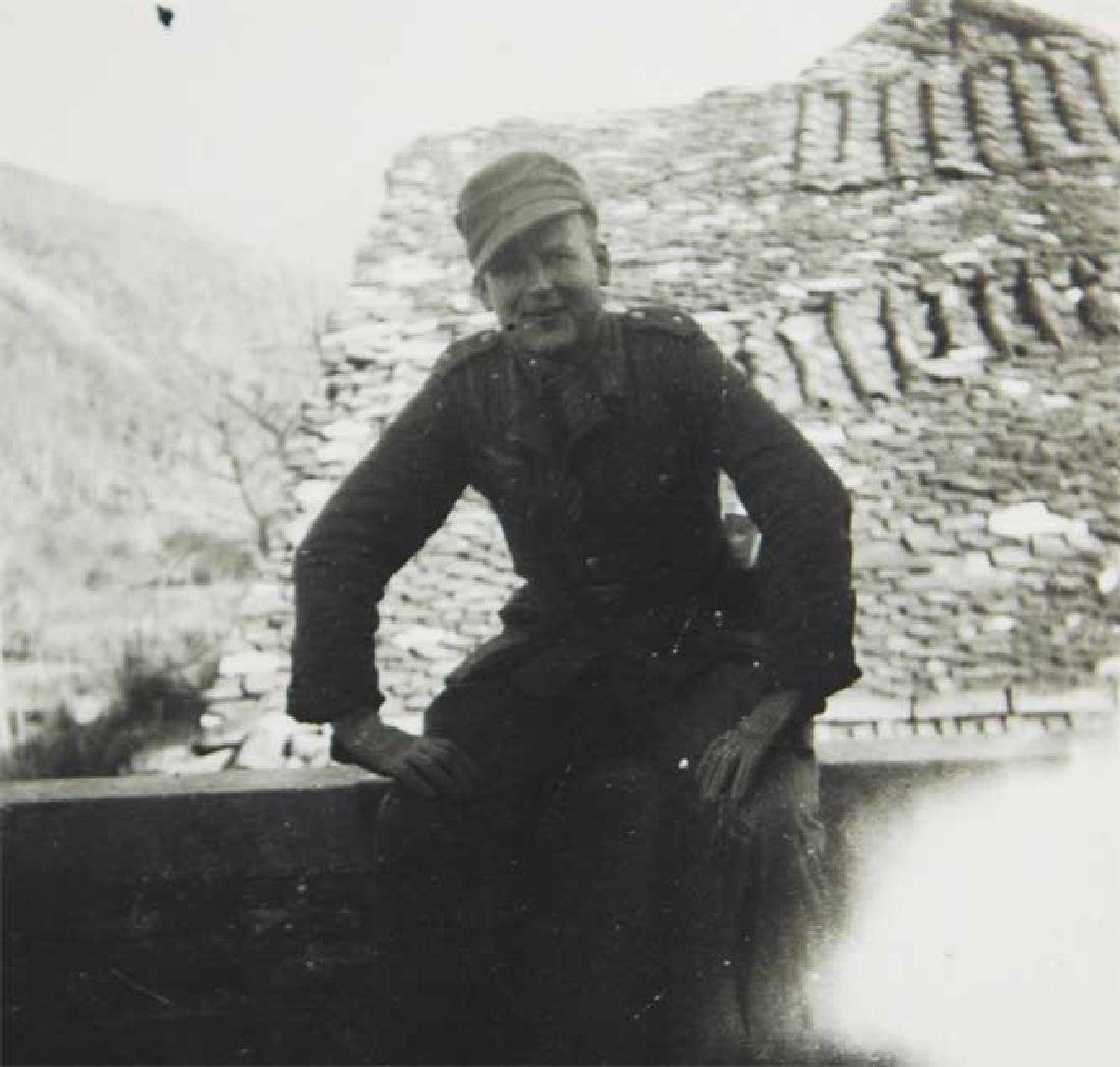 Photo of Russian volunteer soldier from ROA, 1944 - 2