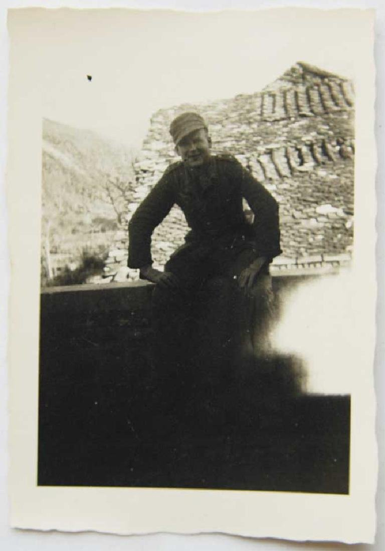 Photo of Russian volunteer soldier from ROA, 1944 - 3