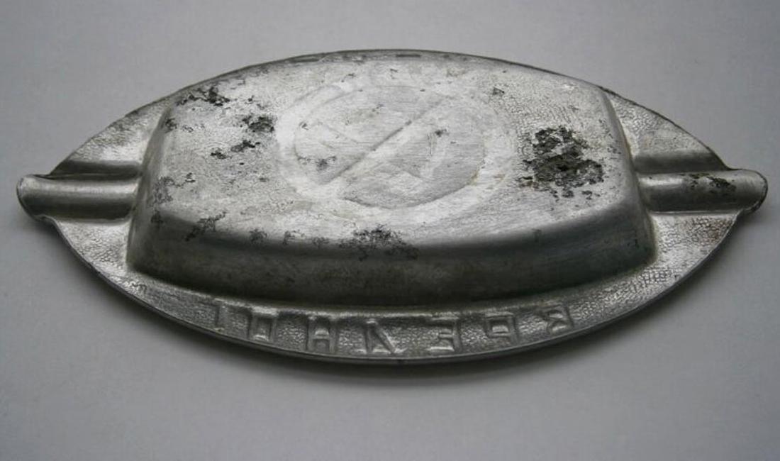Russian Ashtray - Smoking is Harmful - NO SMOKING, - 7