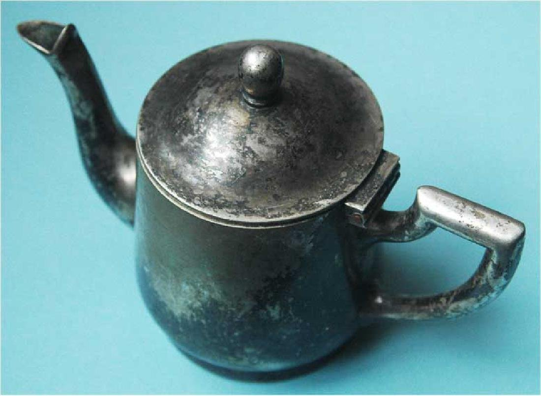 WW2 Coffee Pot from Ghetto in SLOVAKIA