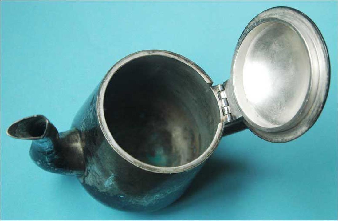WW2 Coffee Pot from Ghetto in SLOVAKIA - 4