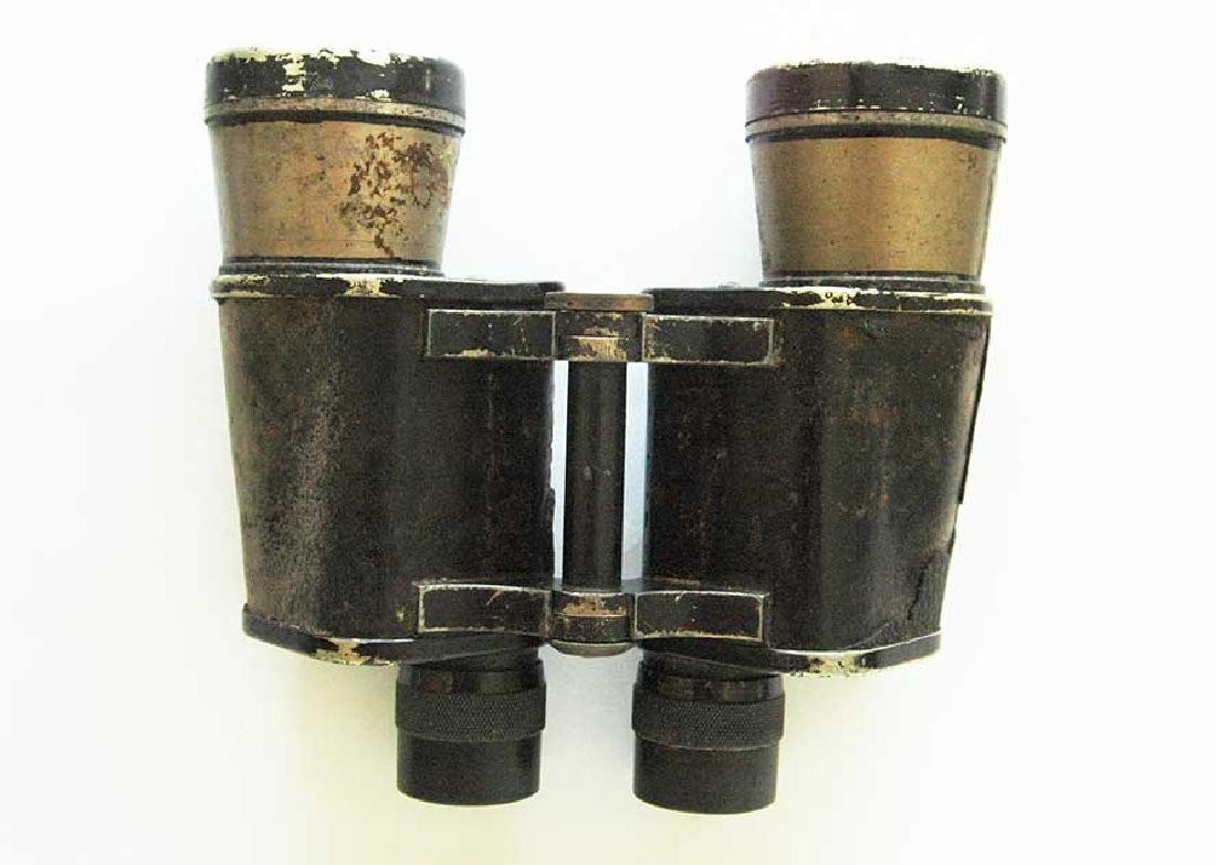 Japanese WW2 Navy Binoculars ASIA KOGAKU