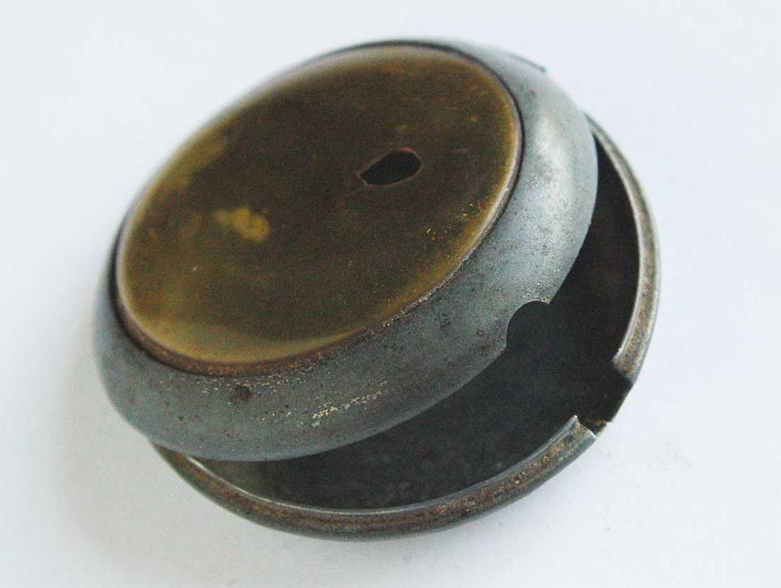 German WW2 Case Stopwatch, Torpedo-Artillery-stoppuhr