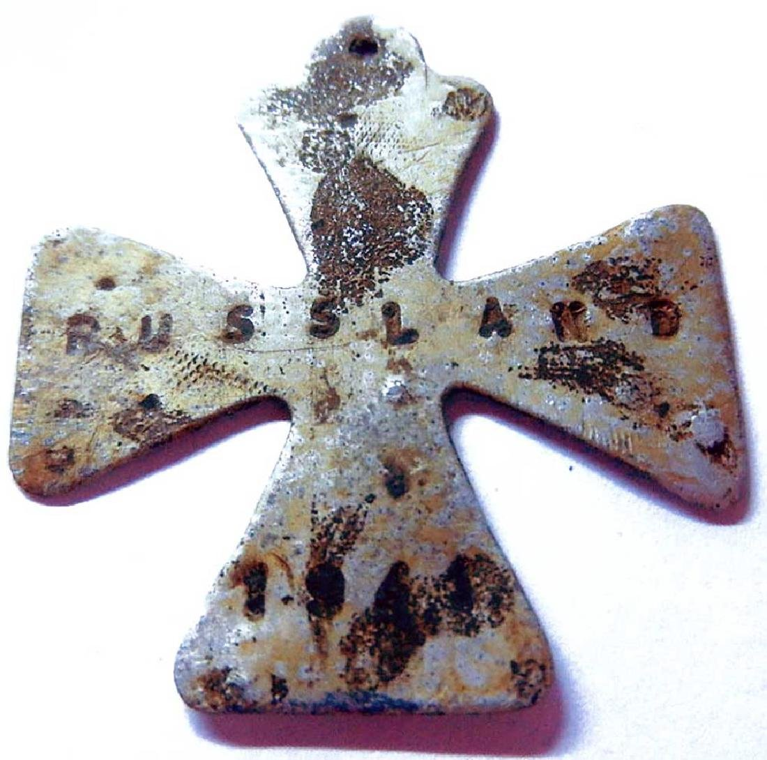 Original German WW2 Iron CROSS, RUSSLAND, 1941