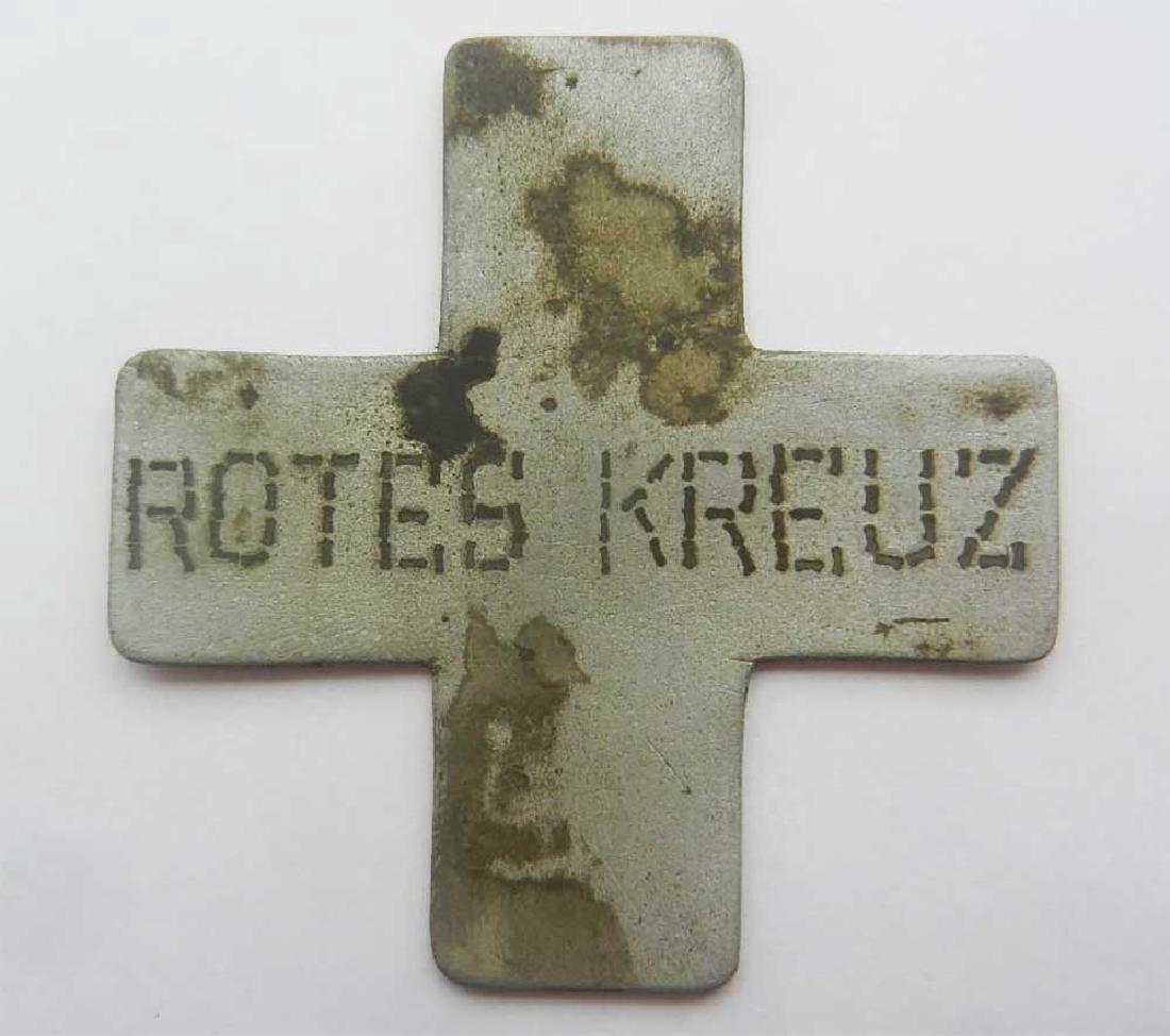 Original German WW2 Cross of International Red Cross