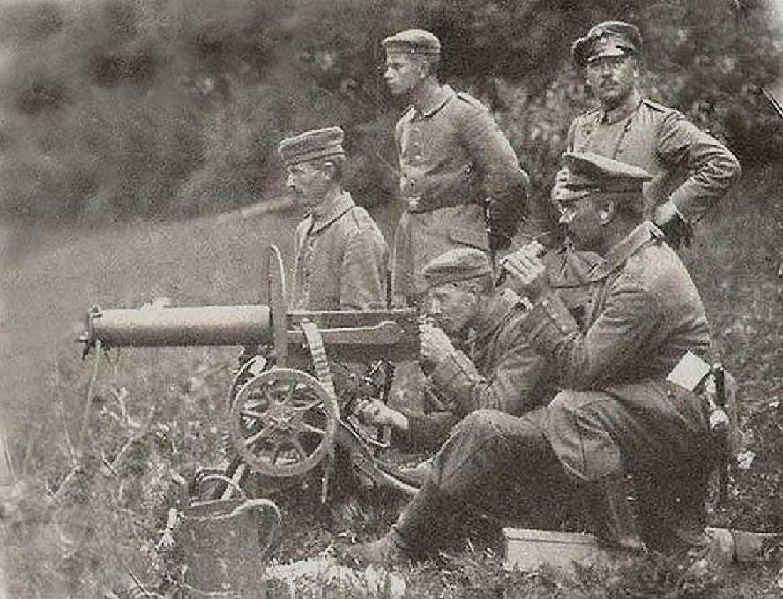 Original Rare GERMAN WW1 MILITARY PASS - 10