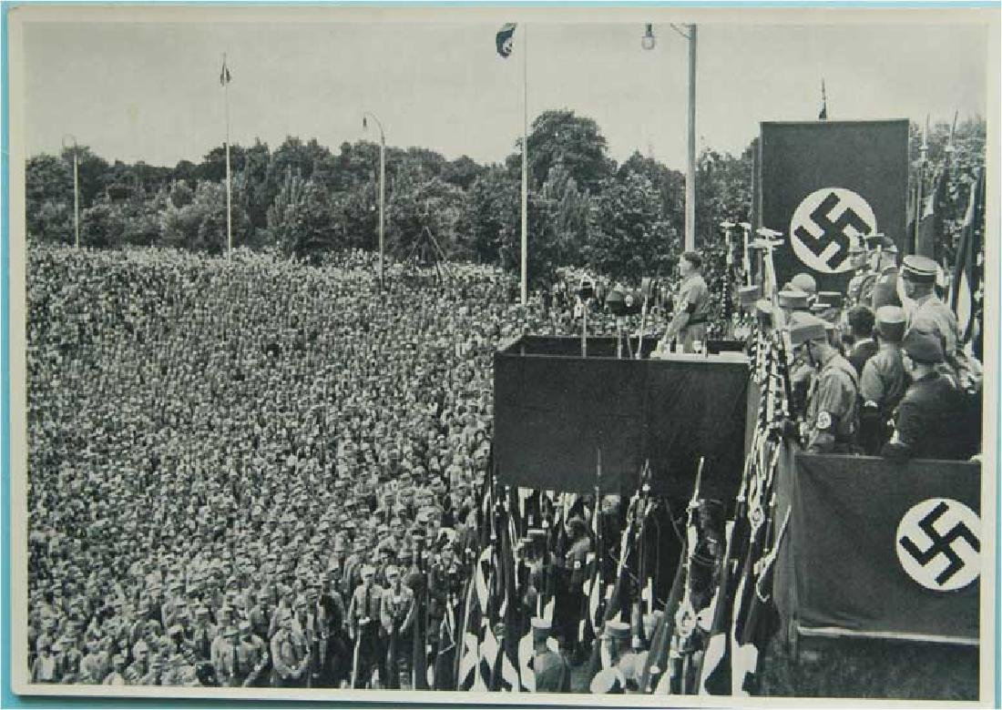Professional German Photo NSDAP History, 1933 - 2