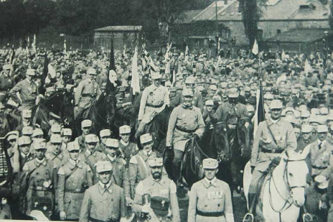German Photo of the NSDAP History, 1933