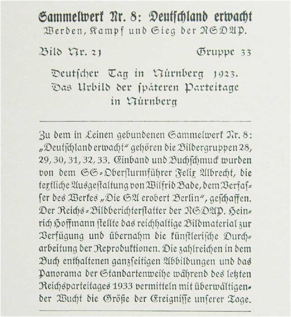 German Photo of the NSDAP History, 1933 - 4