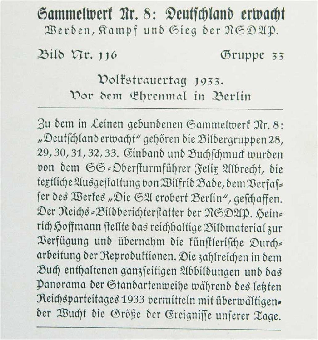 German Photo of the NSDAP History, 1933 - 4