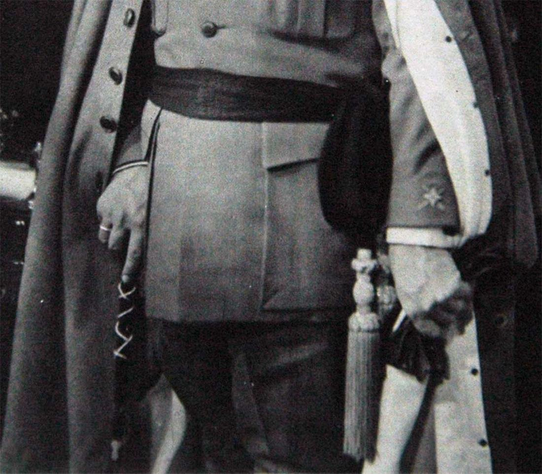 Photo Generalissimo of Spain Franco, 1938 - 3