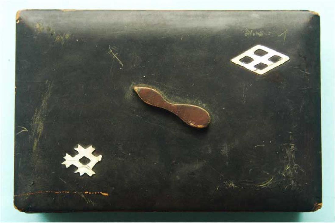 Jewish Jewellery Box from Litzmannstadt, Poland - 3