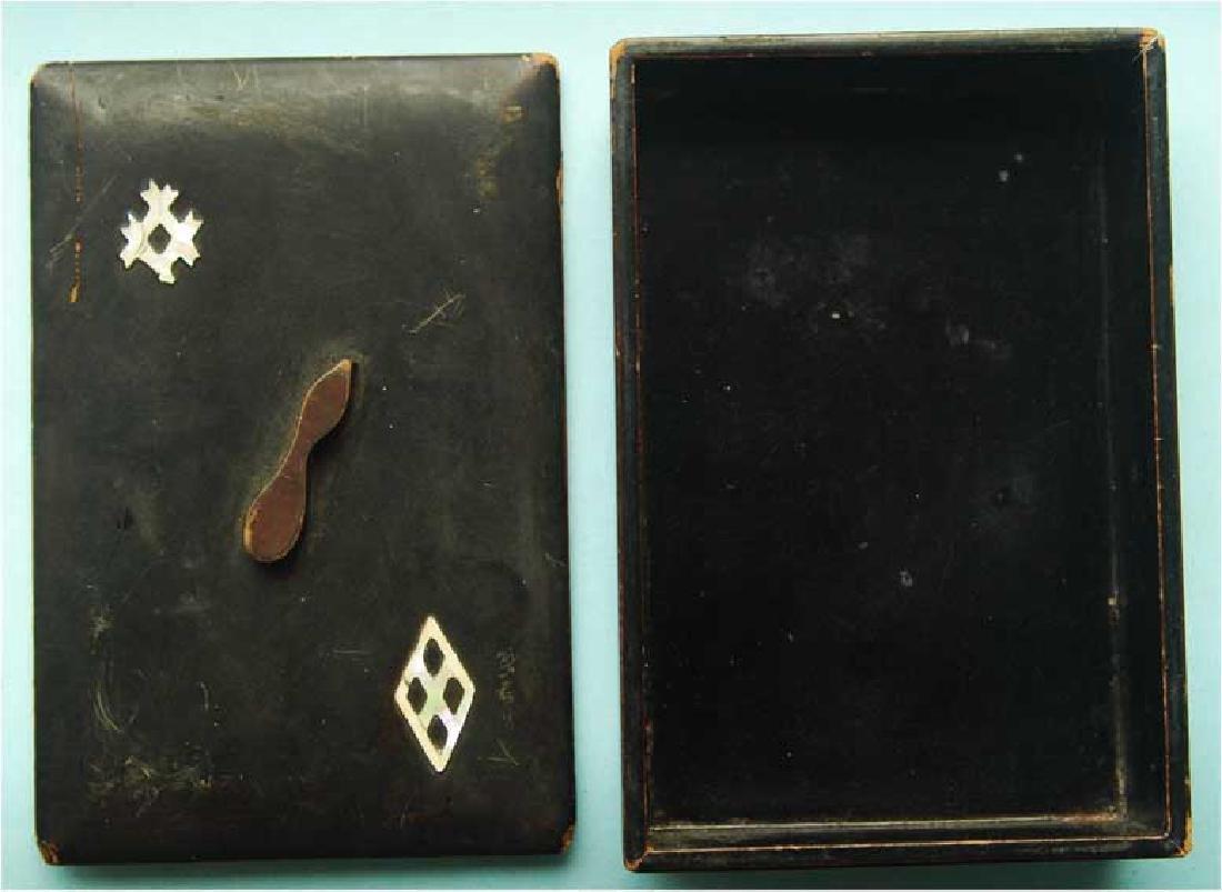 Jewish Jewellery Box from Litzmannstadt, Poland - 5