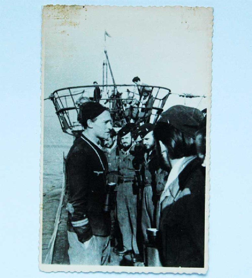 German WW2 Photo U-boat U-96, KGB Archive
