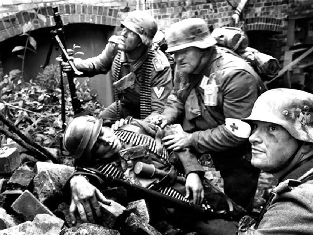 German WW2 Stammblutprobe-Root Blood Test - 10