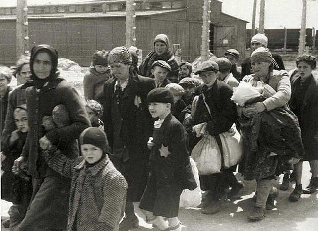 Jewish WW2 Children GAME Drejdel, Litzmannstadt 1941 - 10