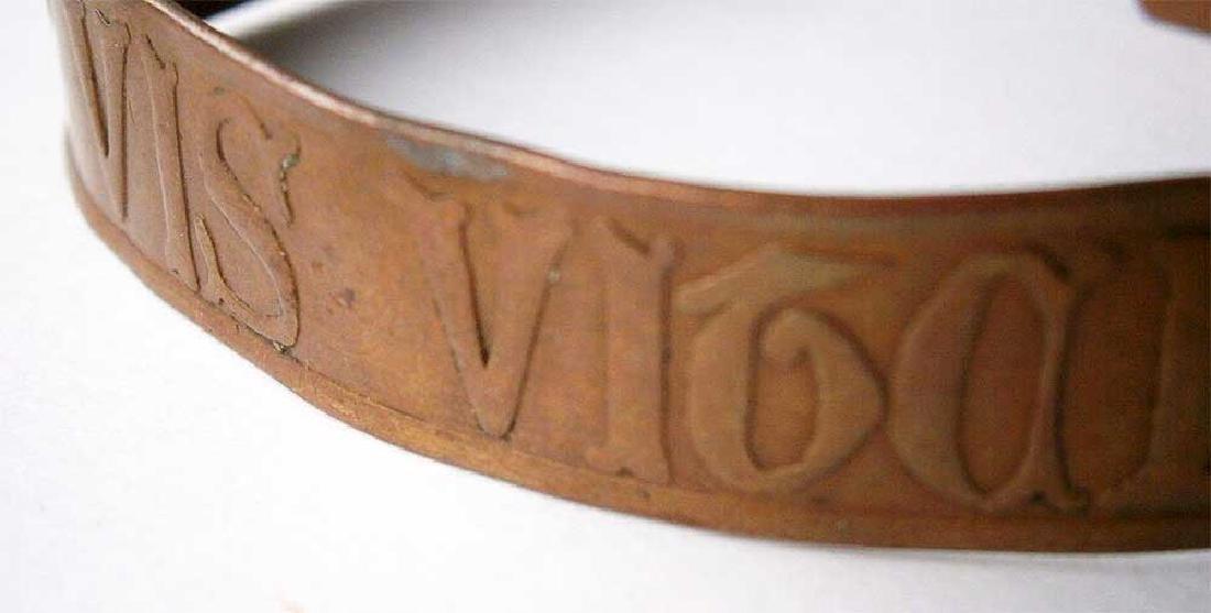 Original German Spiritul Bracelet VIS VITALIS, - 8
