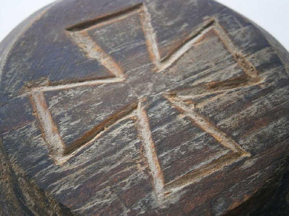 Original German WW2 Plate w. Iron Cross, 1941-1945 - 8