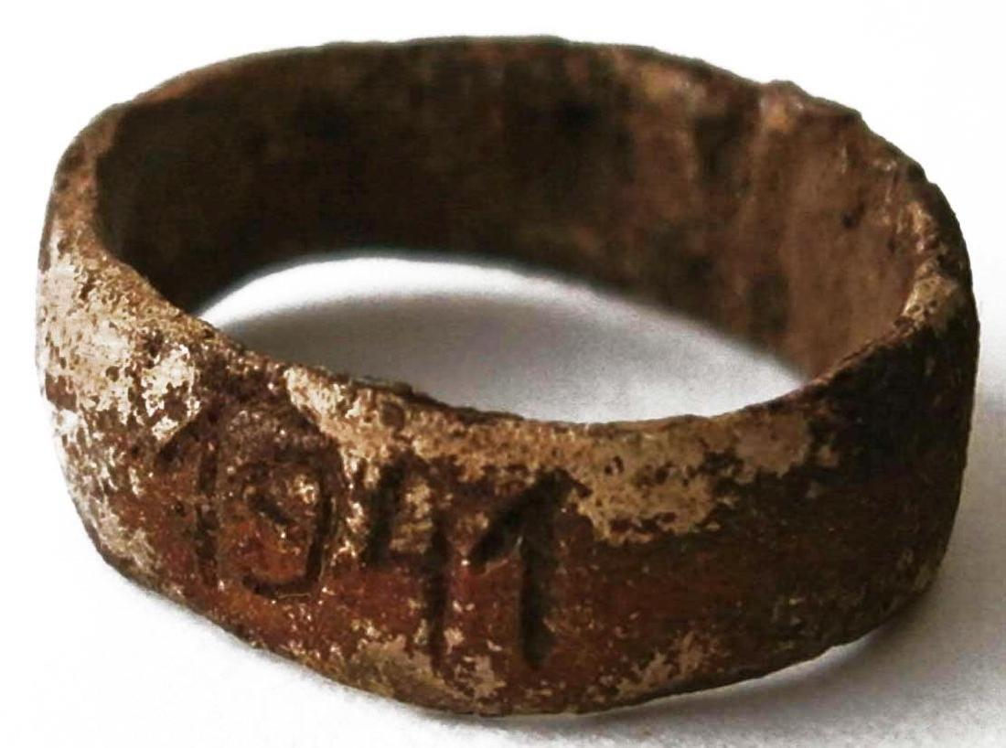 Original German WW2 Ring w. Year-1941