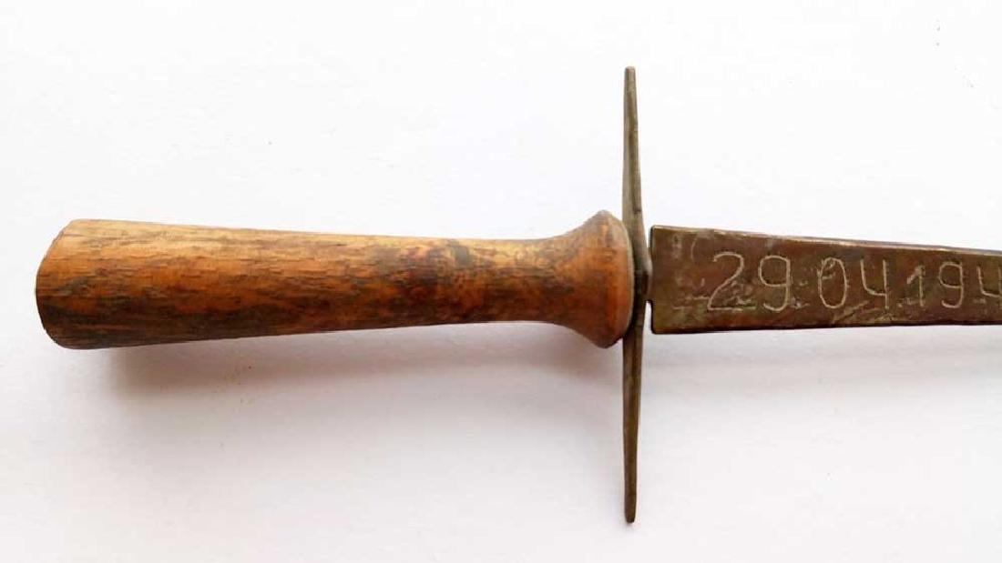 Original German WW2 Knife, 29.04.1942 - 5