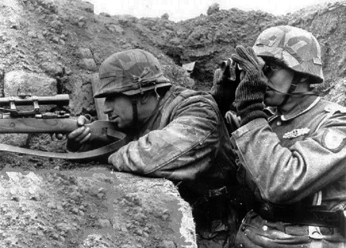 German WW2 Bottle Sniper, 1941-1945 - 10