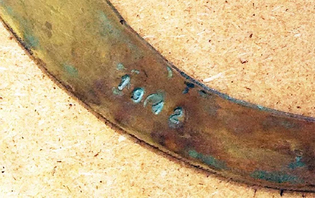 Original Poland WW2 Tool fr. WARSZAWA, 1942 - 5