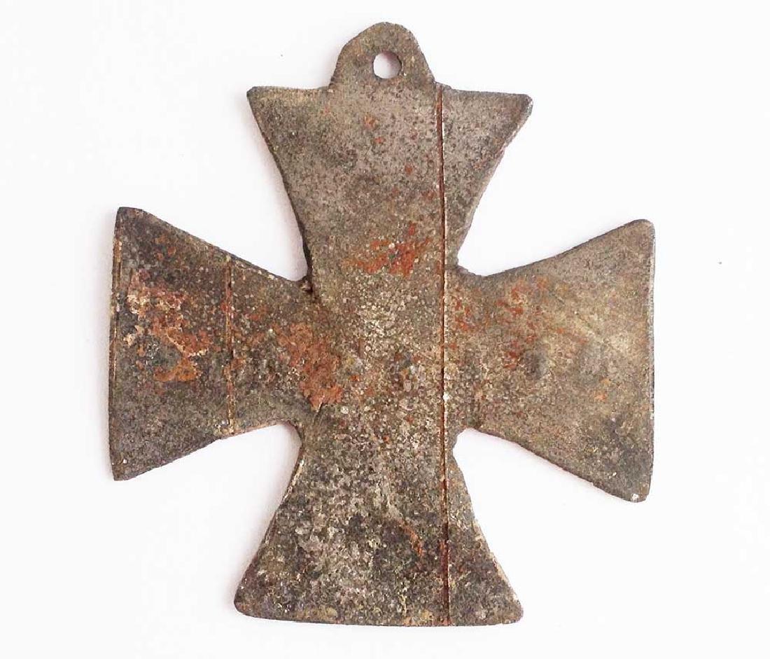 Original German WW2 Iron Cross, Russland, 1943 - 8