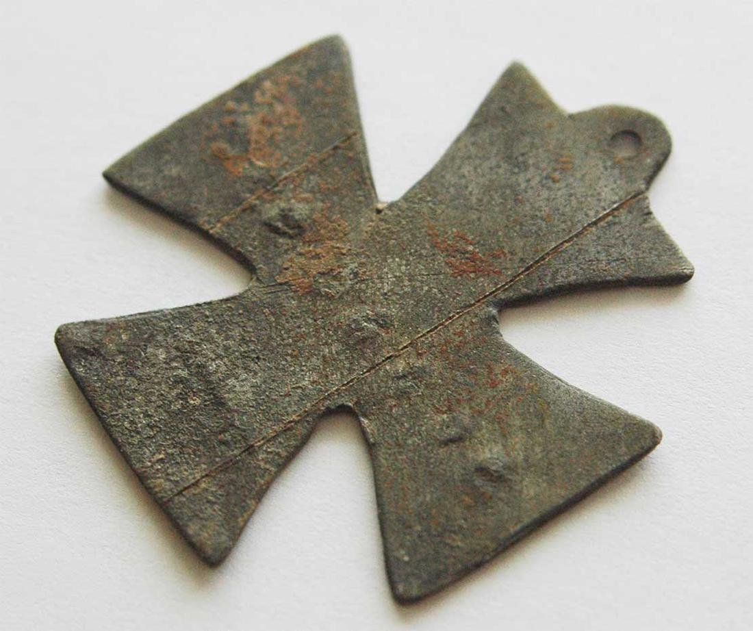 Original German WW2 Iron Cross, Russland, 1943 - 9