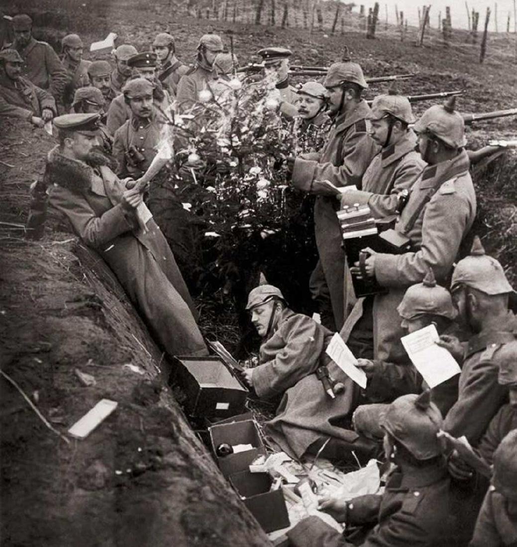 German WW1 Ring w. Iron Cross, Trench Art 1915 - 10