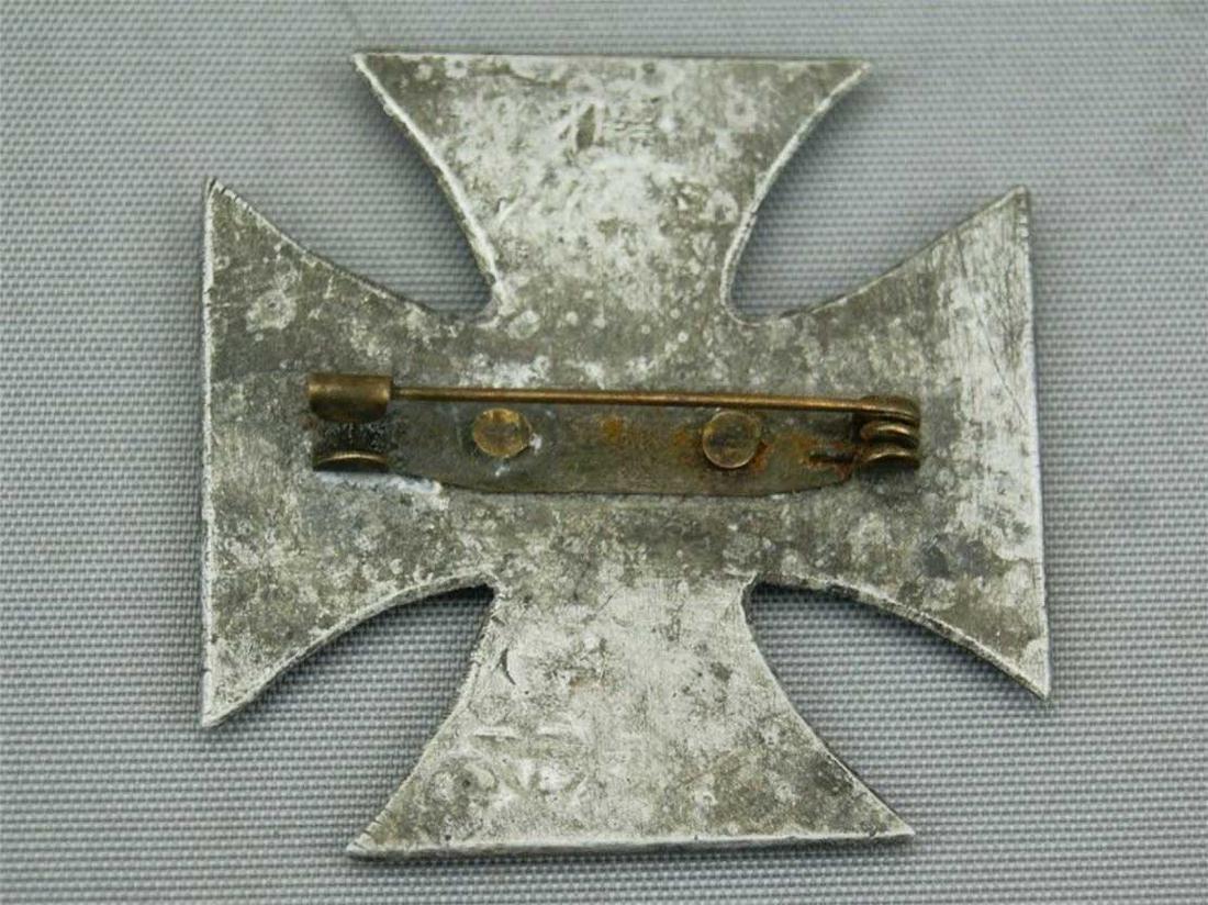 German WW1 Cross Badge ZEPPELIN L33, 1916 - 7